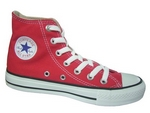 CONVERSE ALL STAR HI<br>ROUGE