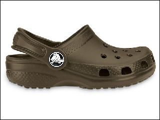 CROCS CAYMAN KIDS<br>MARRON