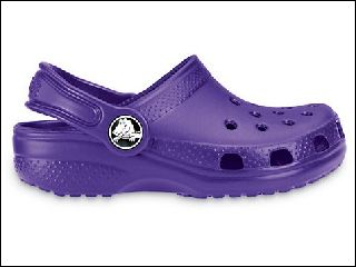 CROCS CAYMAN KIDS<br>VIOLET