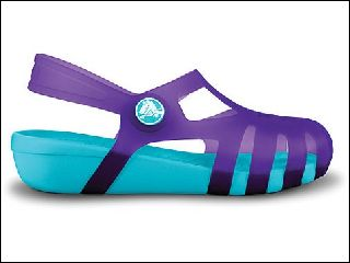 CROCS SHIRLEY GIRLS<br>VIOLET