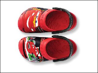 CROCS CARS<br>ROUGE