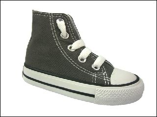 CONVERSE CHUCK TAYLOR HI BB<br>ANTHRACITE