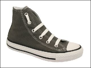 CONVERSE CHUCK TAYLOR HI<br>ANTHRACITE