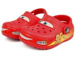 CROCS LIGHTCARS<br>ROUGE