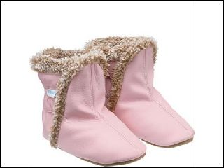 ROBEEZ BOOTIES<br>ROSE