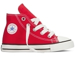 Converse chuck taylor all star hi rouge1749508_2