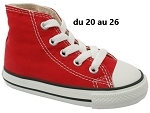 Converse chuck taylor all star hi rouge1749508_3