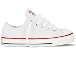 CONVERSE CHUCK TAYLOR ALL STAR OX<br>BLANC