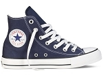 373 L CHUCK TAYLOR ALL STAR HI:Toile/MARINE/./.