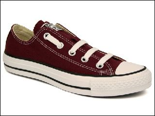 CONVERSE CHUCK TAYLOR ALL STAR OX<br>BORDEAUX