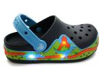CROCS DINOSAUR LIGHTS<br>MARINE