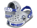 CROCS STAR WARS R2D2<br>NOIR