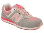 NEW BALANCE 574  LACET<br>ROSE