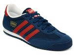 ADIDAS DRAGON<br>BLEU