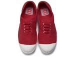 STAN SMITH LACET:./ROUGE/./.