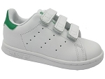 EQT SUPPORT ADV STAN SMITH:CUIR/BLANC/VERT/.