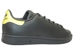 GAZELLE STAN SMITH:CUIR/NOIR/OR/.