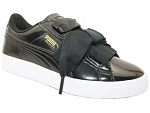 PUMA BASKET HEART GLAM<br>NOIR