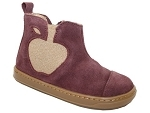 POSH BOUBA  APPLE:CUIR/BORDEAUX/./.
