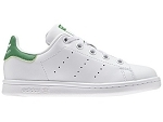 SWIFT RUN STAN SMITH:CUIR/BLANC/VERT/.