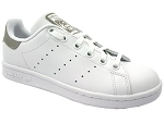 AXELLE STAN SMITH:CUIR/BLANC/Beige/.