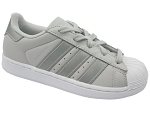 STAN SMITH SUPERSTAR:CUIR/GRIS/./.