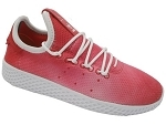 SUPERSTAR PW TENNIS HU J:Textile/ROUGE/./.