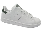 SUPERSTAR STAN SMITH:CUIR/BLANC/VERNIS NOIR/.