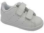 STAN SMITH:CUIR/BLANC/SPECTRA/.