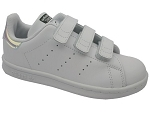 31818 STAN SMITH:CUIR/BLANC/SPECTRA/.
