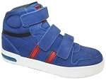 KIDS STAR WARS 1599 VELCRO:NUBUCK/BLEU/./.