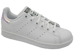 373 STAN SMITH:CUIR/BLANC/SPECTRA/.