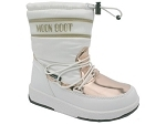 MOON BOOT GIRL SOFT BLANC