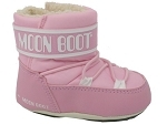 MOON BOOT CRIB<br>ROSE