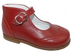 CHIEN OX 17534:CUIR/ROUGE/./.
