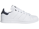 LACET STAN SMITH:CUIR/BLANC/Jean/.