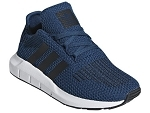 ADIDAS SWIFT RUN BLEU