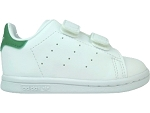 SUPERSTAR METAL STAN SMITH:CUIR/BLANC/VERT/.