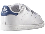 20399 STAN SMITH:CUIR/BLANC/BLEU/.