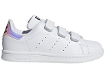 20779 STAN SMITH:CUIR/BLANC/ARGENT/.