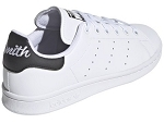 ANKARRA STAN SMITH:CUIR/BLANC/NOIR/.