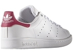 KINOI STAN SMITH:CUIR/BLANC/ROSE/.