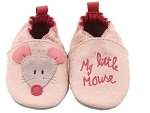 ROBEEZ LITTLE MOUSE ROSE