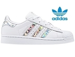 SUPERSTAR SUPERSTAR:CUIR/BLANC/SPECTRA/.