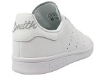 STAN SMITH STAN SMITH:CUIR/BLANC/ARGENT/.