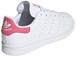 CONTINENTAL 80 STAN SMITH:CUIR/BLANC/FUSCHIA/.