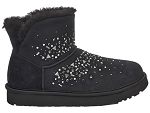 UGG GALAXY BLING MINI<br>NOIR