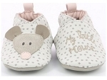 9514 LITTLE MOUSE:CUIR/BEIGE/./.