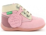 Kickers bonbon 2 rose2192802_2