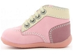 Kickers bonbon 2 rose2192802_3